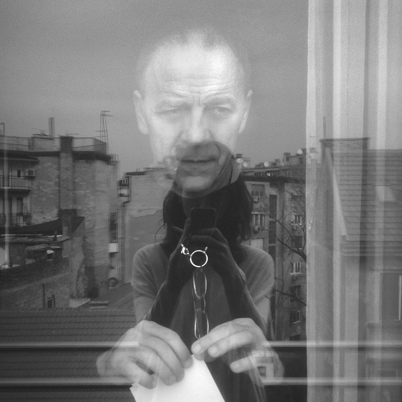Mirko Ilic, foto Senja Vild