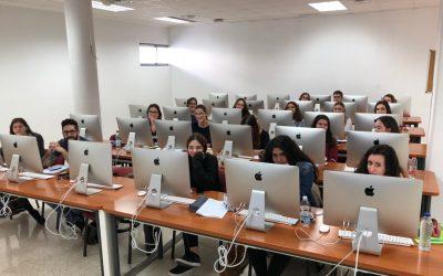 Alumnos del curso de Community