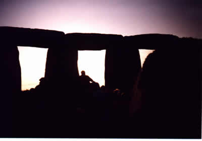 Winter Solstice Stonehenge