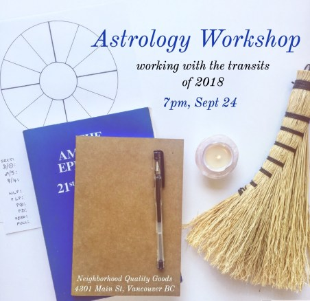 Astro Workshop add