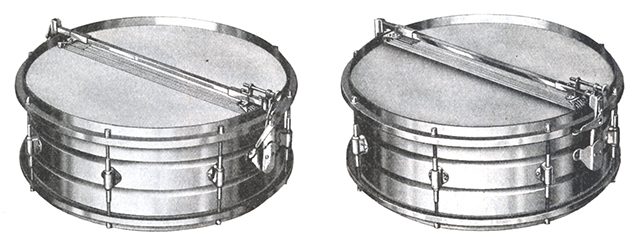 History of the Snare Drum: Eight Centuries of Innovation & Ingenuity ...