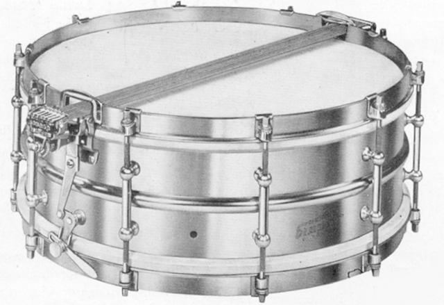 history of the snare drum eight centuries of innovation ingenuity drum magazine. Black Bedroom Furniture Sets. Home Design Ideas