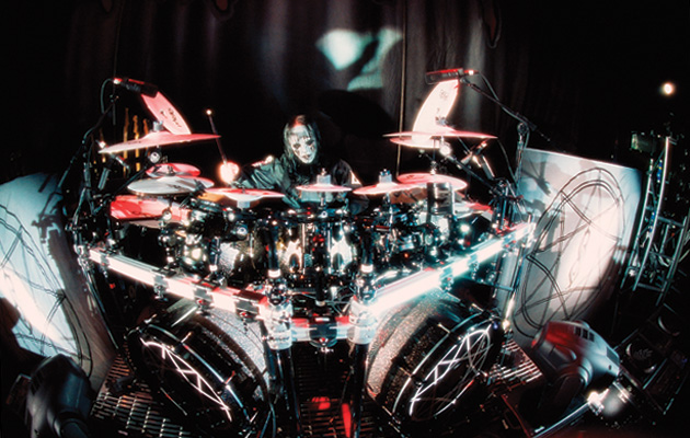 Joey Jordison Slipknot's Speed Demon 2