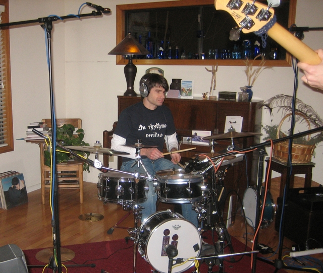 Recording-DrumRoom