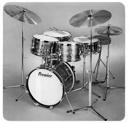 The Rocky History Of Premier Drums 2