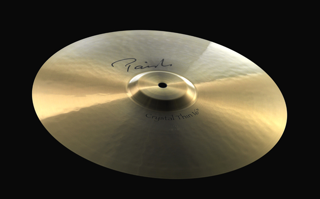 "16"" Signature Crystal Thin Crash"