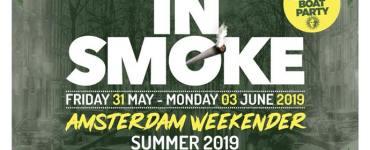 Up In Smoke Amsterdam Weekender