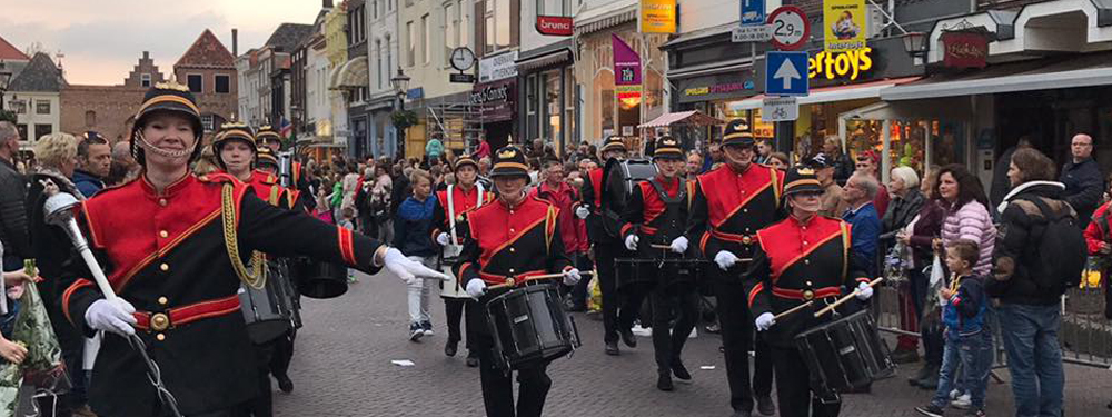 Avondvierdaagse Zaltbommel 2017