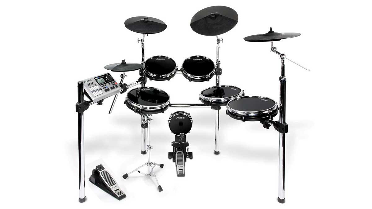 Alesis DM10X Premium Electronic Drum Kit Review     for the Pros Alesis DM10X Review     Professional yet Affordable