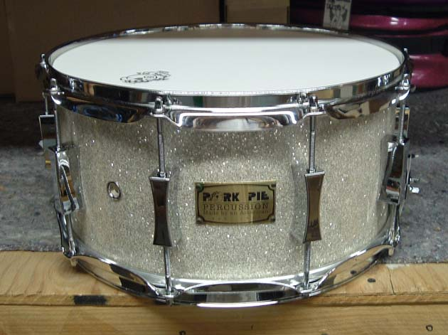 Build your own Custom Snare Drum