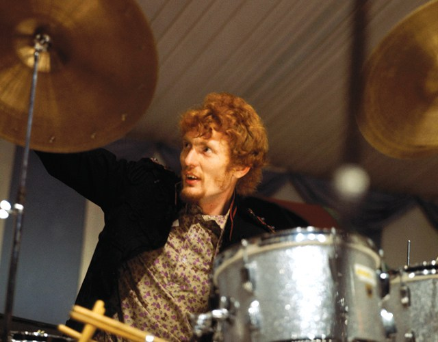 Image result for ginger baker young