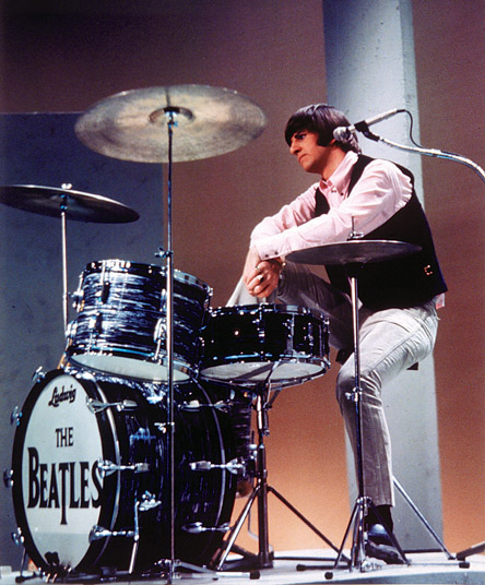 13 Amazing Facts About Ringo Starr (The Best Drummer ... |Ringo Starr Drums