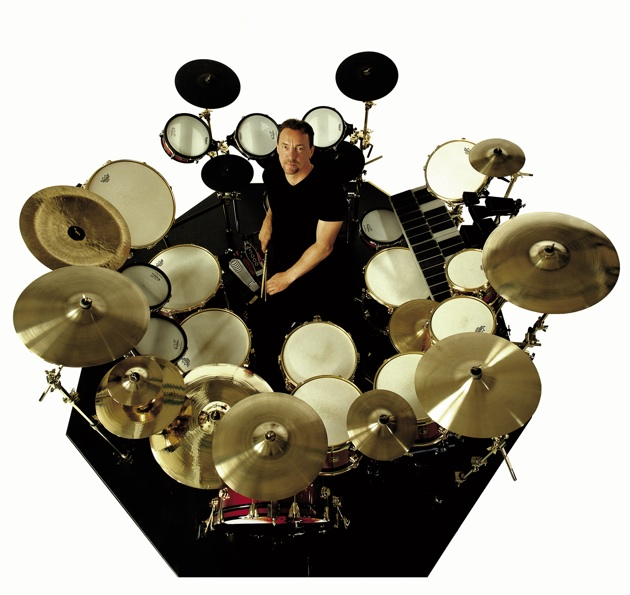 Mean Mean Stride The Drums Of Neil Peart Drum