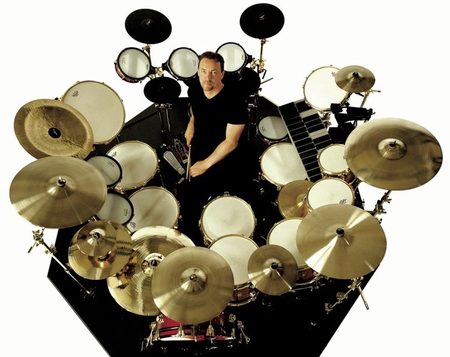 mean mean stride the drums of neil peart drum magazine