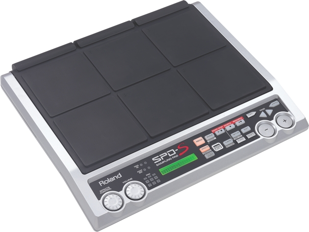 A Roland SPD-S Sampling Primer – DRUM! Magazine