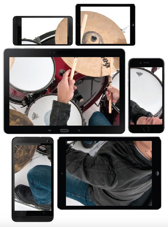 More Rockin' Apps For Drummers – DRUM! Magazine