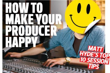 how to make your producer happy