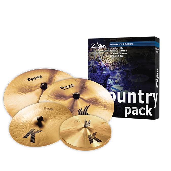 Zildjian_CountryPack