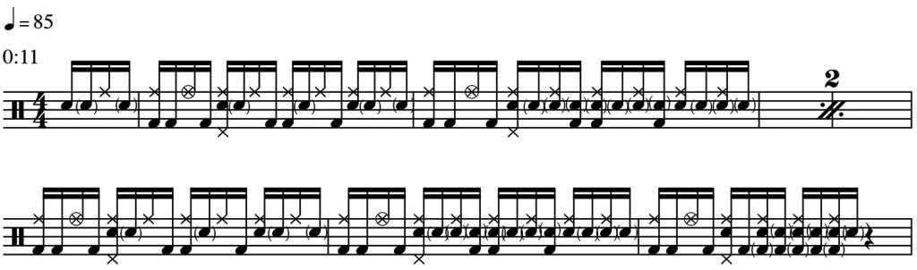 2.-GrooveAnalysis-Drivin'Aroun'-Hubert-Payne