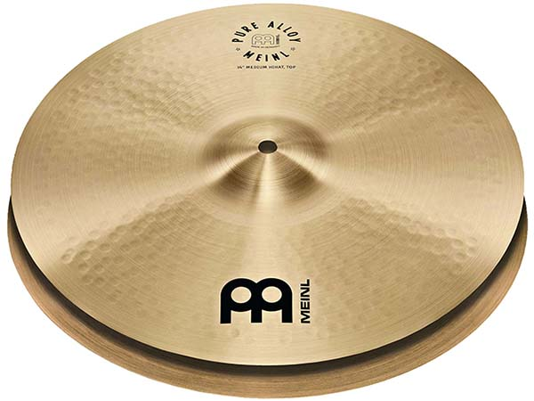 Meinl_Pure_Alloy_Med_Hats