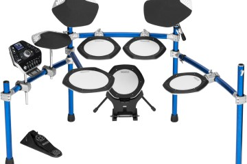 Simmons Unveils SD2000 Electronic Drums