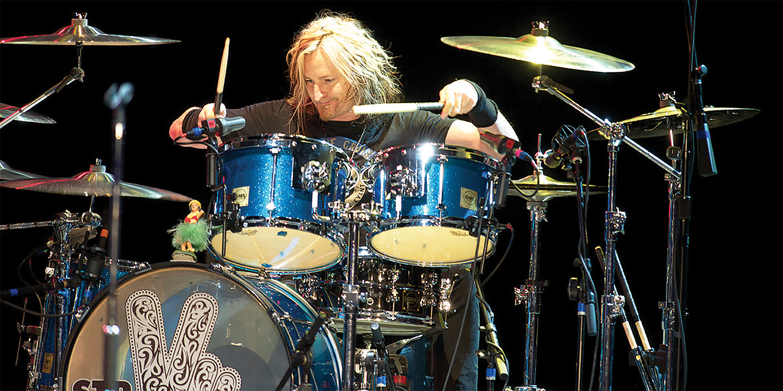 Mastodon Drummer Brann Dailor Anatomy Of A Session For Emperor Of