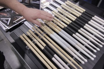 Vater Percussion At Winter NAMM 2018
