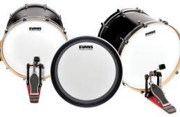 soundlab evans bass drum head uv1