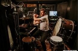 Jake Wood Hamilton hand drum Juli Williams Drum magazine percussion