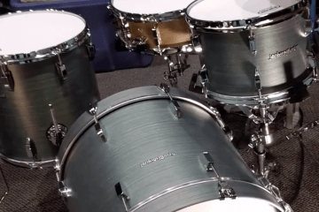 Jenkins-Martin drums