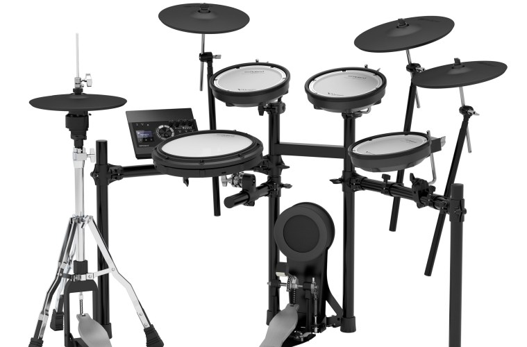 Roland TD-17 electronic drum kit