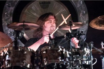 Blake Richardson Is Pushing The Limits With Between The Buried And Me