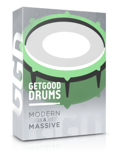GetGood Drums Modern & Massive Drum Sample Library