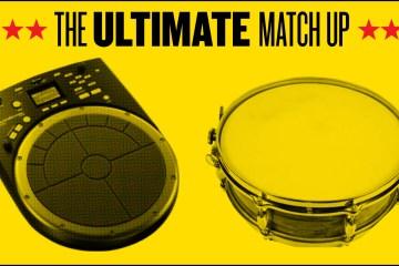 acoustic vs electronic drums