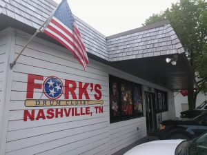 Fork's Drum Closet has been a mainstay of the Nashville music scene since 1982