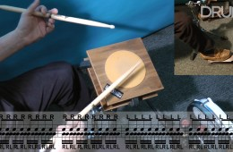 Tiger Bill drum teacher