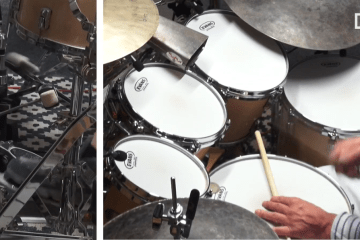 steve gadd groove analysis drum lesson video