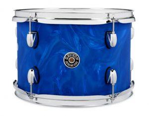 gretsch blue flame tom