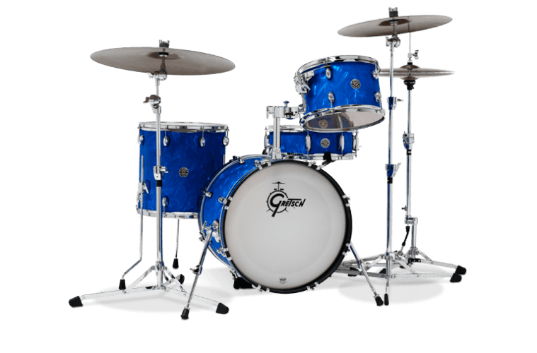 drum news new finishes from gretsch cymbal prepack from zildjian e kit from alesis drum. Black Bedroom Furniture Sets. Home Design Ideas