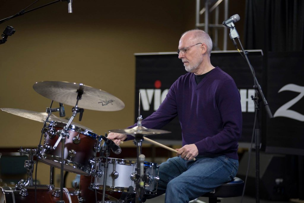 Yoda's Drumming Secrets: Nine Questions With Bruce Becker