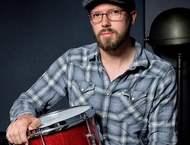 Drummer Carter McLean