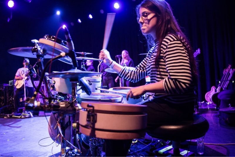#WCW: Madden Klass, Touring Drummer For Soul Coughing's Mike Doughty