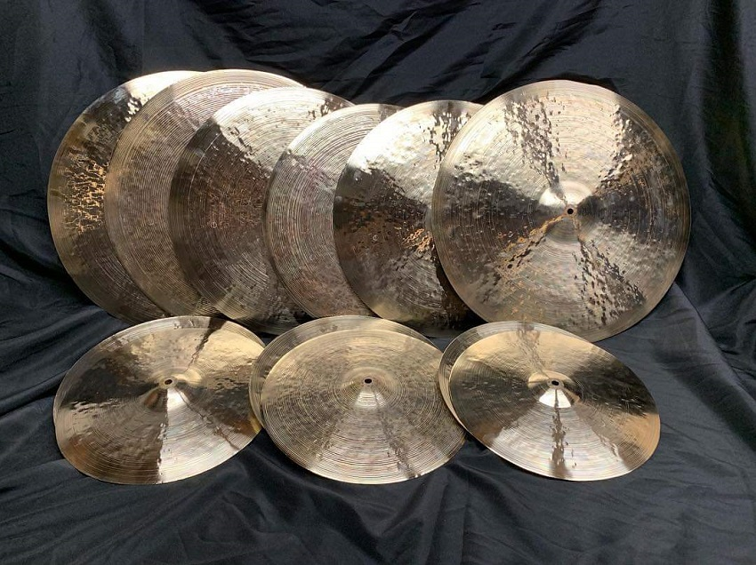 Digital Cymbalism Byrne Cymbals Launches Cymbal Education App Drum Magazine