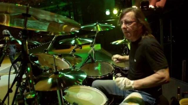 The No-Nonsense Rock Drumming Of AC/DC's Phil Rudd