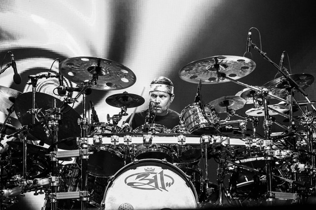 311's Chad Sexton Is Drumming for the Audience