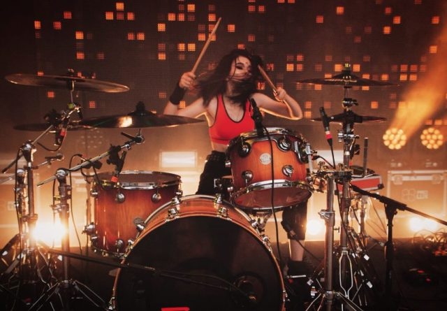 #WCW: Rock, Punk, and Metal Drummer Hebi from O.Torvald