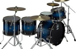 yamaha live custom hybrid oak drums