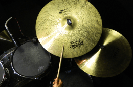 right hand ride cymbal