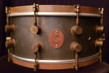 A&F A&F'er steel snare