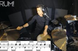 drum lesson cascara